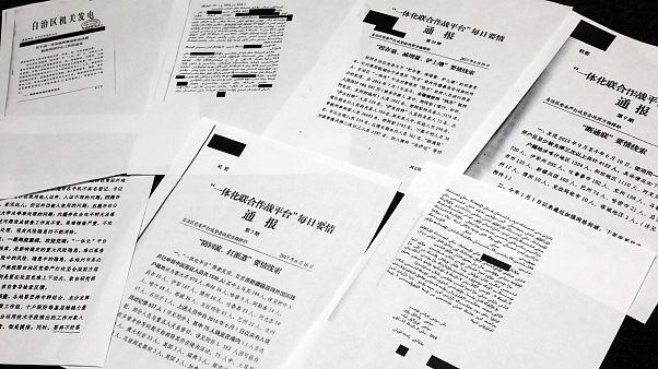 Çin'in Doğu Türkistan'daki faaliyetlerinin yer aldığı 24 sayfalık belge, Asiye Abdulaheb tarafından uluslararası basına sızdırıldı