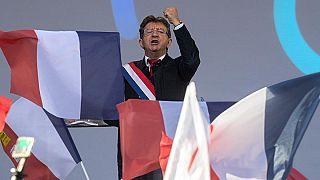 3 Monate Haft auf Bewährung für Frankreichs Linkspolitiker Mélenchon