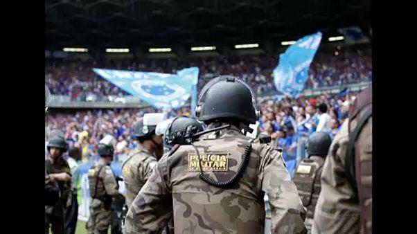Despromoção do Cruzeiro acaba em revolta dos adeptos