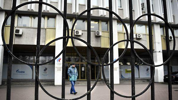 Comité Olímpico Russo sancionado por um escândalo antidopagem