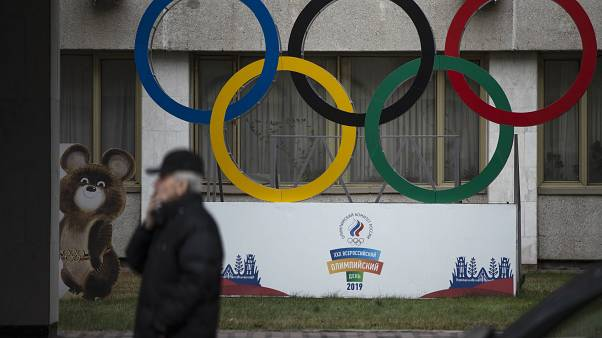 مسألة استبعاد روسيا من المنافسات الرياضية أمام محكمة التحكيم الرياضية