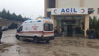 Şırnak'ın İdil ilçesinde el yapımı patlayıcının infilak etmesi sonucu 2 güvenlik görevlisi hayatını kaybetti