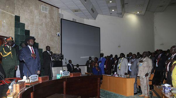 رئيس برلمان جنوب السودان يستقيل إثر تهديدات بعزله
