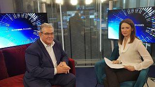 Δ. Κουτσούμπας στο euronews: Το συμβούλιο πολιτικών αρχηγών θα περιπλέξει τα πράγματα
