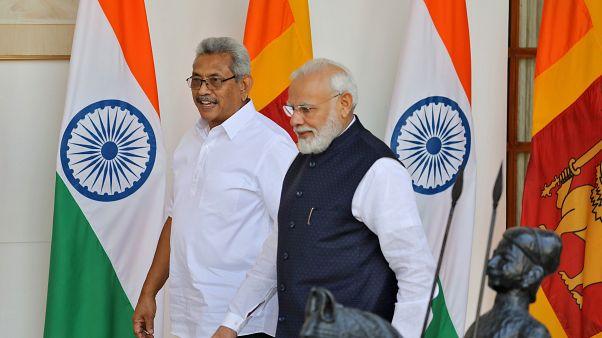Hindistan Başbakanı Narendra Modi'nin partisi BJP, milliyetçi çizgisiyle biliniyor