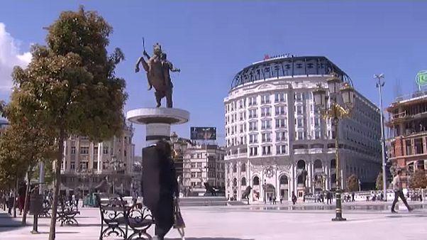 Macedónia do Norte quer agilizar processo de adesão à UE
