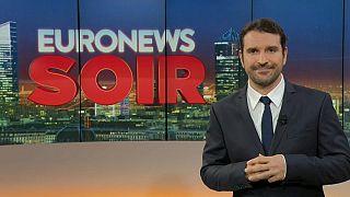 Euronews Soir : l'actualité du lundi 9 décembre 2019