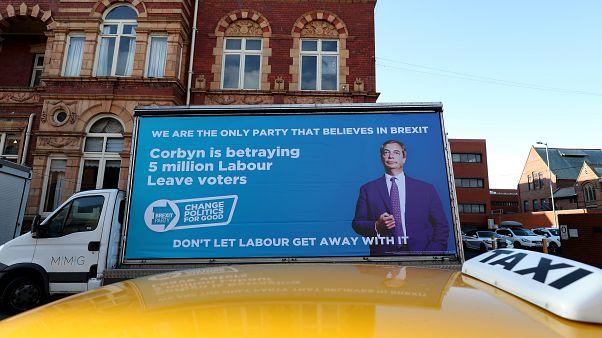 البريكست يطغى على حملة الانتخابات في بريطانيا في مرحلتها الأخيرة