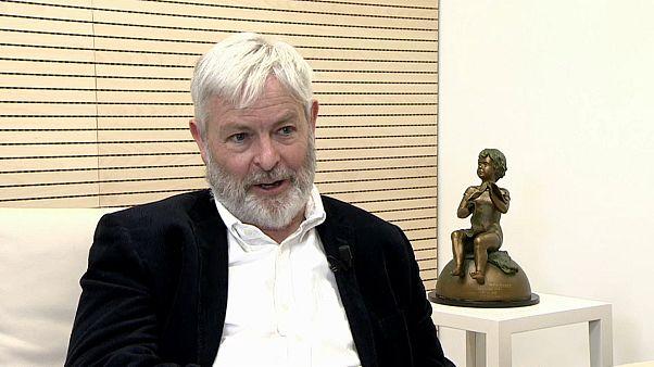 Jonathan Coe galardonado con el Premio del Libro Europeo