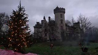Karácsonyozzon saját kastélyában!