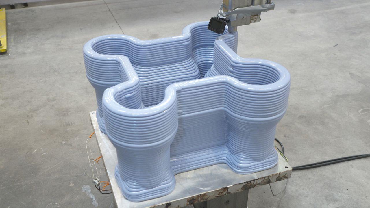 Forradalmasítja a termelést a 3D-s nyomtatás