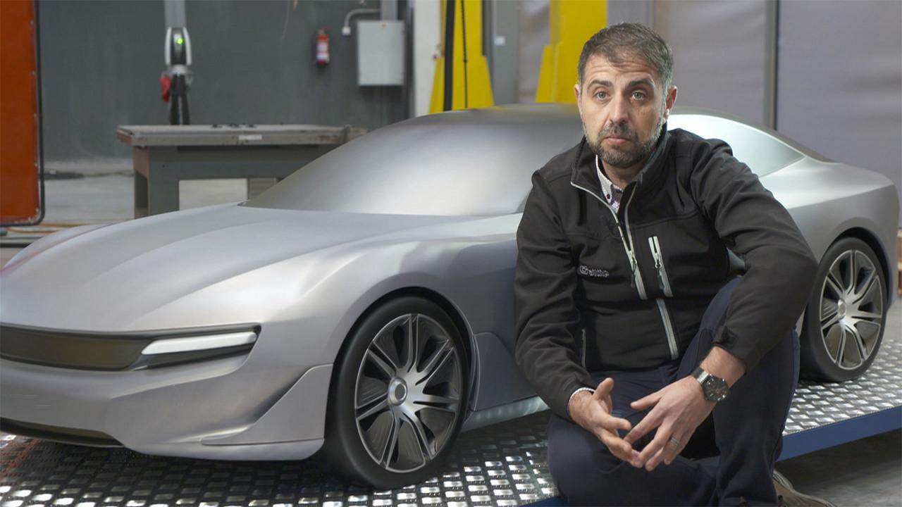 Can you 3D print a car?