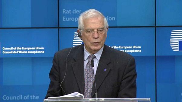 EU berät über Lage in Syrien