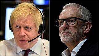 Boris Johnson und Jeremy Corbyn
