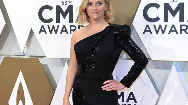 Reese Witherspoon was nominated for her role in the Apple TV+ show she also produced, the Morning Show.