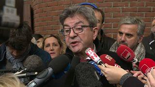 Jean-Luc Mélenchon condamné à trois mois de prison avec sursis