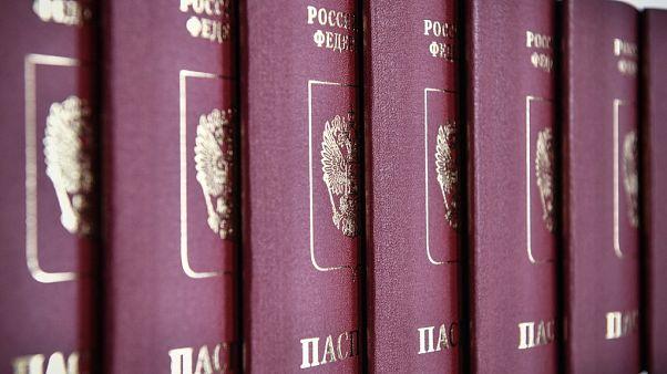 Rus pasaportu