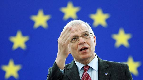AB Dış İlişkiler ve Güvenlik Politikası Yüksek Temsilcisi Josep Borell
