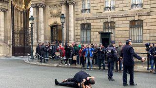 Παρίσι: Ακτιβίστριες της Femen εναντίον Πούτιν