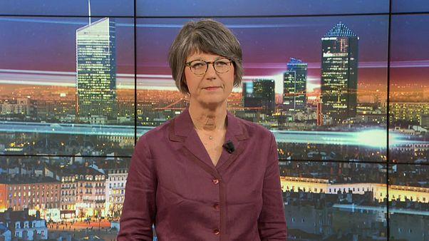 Euronews am Abend | Die Nachrichten vom 09.12.2019