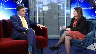Νικολά Ντιμιτρόφ: χωρίς την Αλβανία αν χρειαστεί