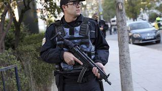 Τουρκική αστυνομία