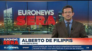 Euronews Sera   TG europeo, edizione di lunedì 9 dicembre 2019