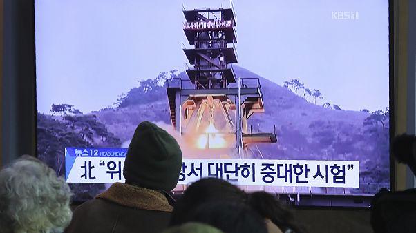 شورای امنیت سازمان ملل به درخواست آمریکا درباره کرهشمالی تشکیل جلسه میدهد