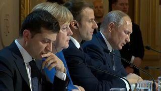 Rússia e Ucrânia chegam a acordo