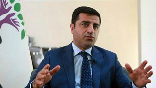 HDP: Demirtaş'ın yarım kalan tetkiki yapıldı, genel durumu iyi