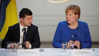 Ukraine-Gipfel: Neue Schritte für Friedenslösung beschlossen