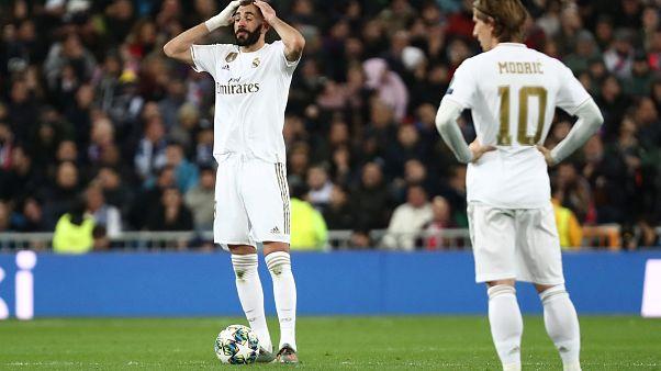 Fransa: Valbuena'ya yönelik seks kasedi davasında Benzema'ya Yargıtay'dan ret kararı