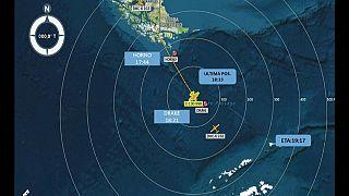 اختفاء طائرة عسكرية تقلّ 38 شخصا في تشيلي