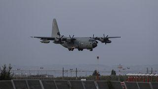 Eltűnt egy chilei katonai repülőgép miközben az Antarktisz felé tartott