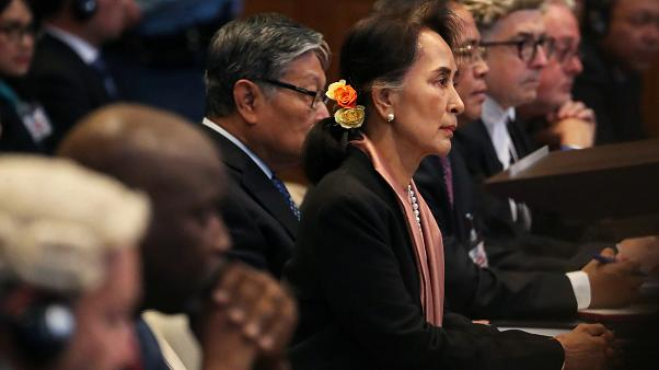 Völkermord-Prozess: Aung San Suu Kyi will Stellung beziehen
