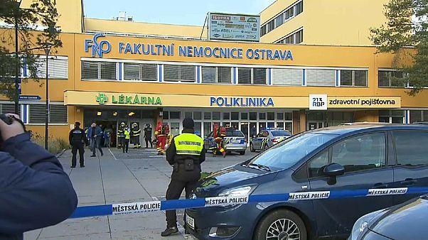 République tchèque : une fusillade dans un hôpital fait six morts