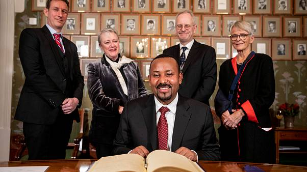 رئيس الوزراء الأثيوبي أبي أحمد يتسلّم اليوم جائزة نوبل للسلام