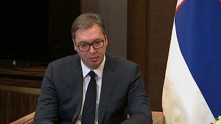 Il presidente serbo Vučić denunciato per traffico di marijuana