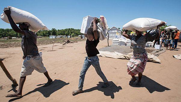 Мозамбик: восстановление после циклонов