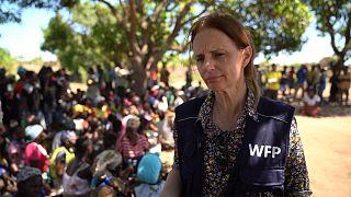 Μοζαμβίκη: Η βοήθεια του Παγκόσμιου Προγράμματος Σίτισης για τους κυκλώνες