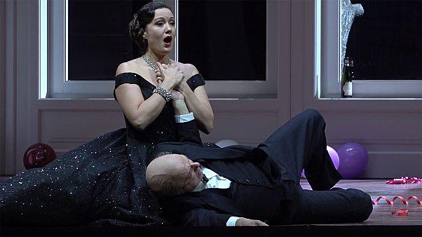 نگاهی تازه به اپرای کمدی «دون پاسکال» در مونیخ