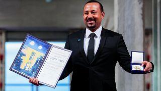 Az etióp miniszterelnök vehette át a Nobel-békedíjat