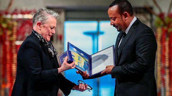 Nobel-díjat ért az etióp-eritreai béke