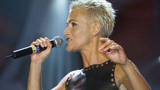 Morreu a vocalista dos suecos Roxette