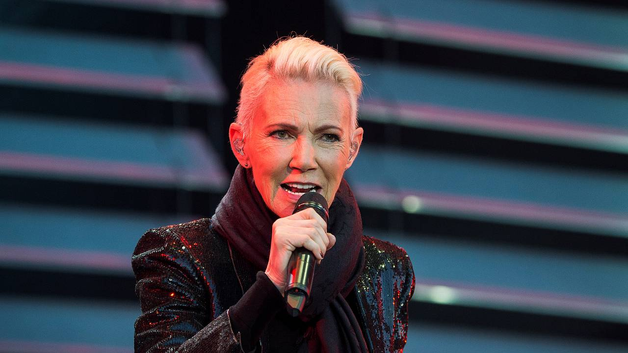 Addio a Marie Fredriksson, la cantante dei Roxette