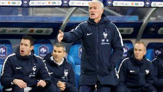 المدرب الفرنسي ديدي ديشون