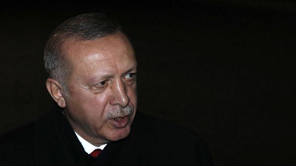 Ερντογάν: Συμφωνίες win-win για τη Μεσόγειο
