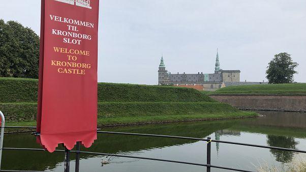 Kronborg Kalesi Shakespeare'in başyapıtı Hamlet oyunuyla adını dünyaya duyurdu
