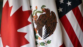 ABD, Meksika ve Kanada arasındaki USMCA Ticaret Antlaşması'nda son imzalar atılıyor