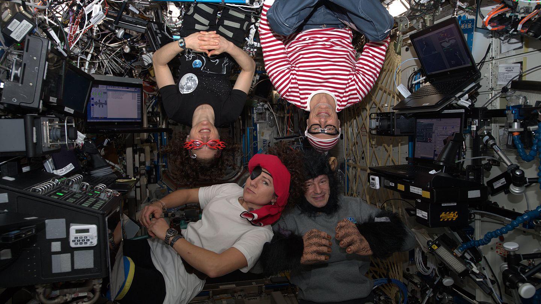 Espace : l'ISS vue des coulisses - cover